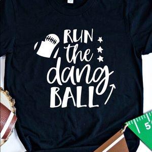 Run the dang ball 🏈